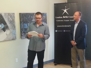 London's new Poet Laureate is UWO's Tom Cull