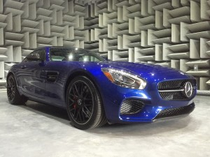 $185,000 Mercedes in the highest performance acoustic room ever built at CCPV.